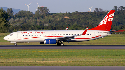 4L-TGC - Boeing 737-8FH - Georgian Airways