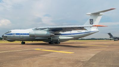 78820 - Ilyushin IL-76MD - Ukraine - Air Force