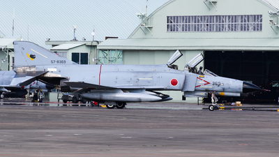 57-8369 - McDonnell Douglas F-4EJ Kai - Japan - Air Self Defence Force (JASDF)