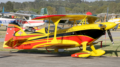 VH-PVB - Pitts Wolfpitts Pro - Private