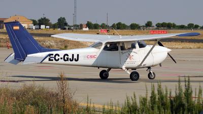 EC-GJJ - Reims-Cessna F172L Skyhawk - Aeronautica Delgado