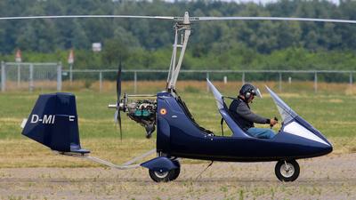 D-MHDF - Autogyro Europe MTOsport - Private
