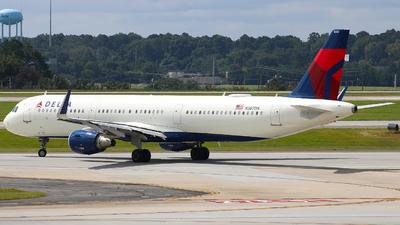 N387DN - Airbus A321-211 - Delta Air Lines