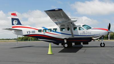 V3-HII - Cessna 208B Grand Caravan EX - Tropic Air