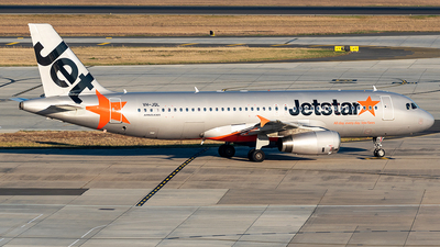 VH-JQL - Airbus A320-232 - Jetstar Airways