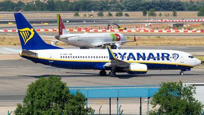 A picture of EIDWZ - Boeing 7378AS - Ryanair - © Mateo León