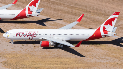 C-GHLQ - Boeing 767-333(ER) - Air Canada Rouge