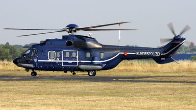 D-HEGG - Aérospatiale AS 332L1 Super Puma - Germany - Bundespolizei