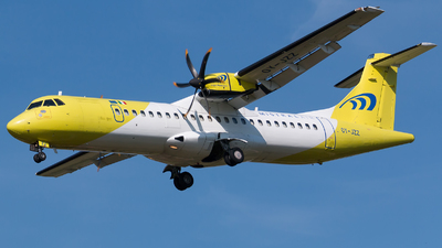 OY-JZZ - ATR 72-212A(500) - Mistral Air