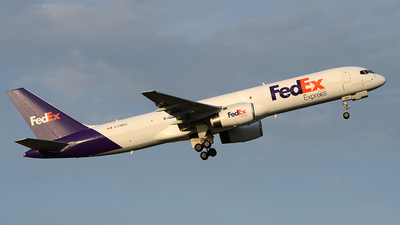 C-FMEU - Boeing 757-2B7(SF) - Fedex (Morningstar Air Express)