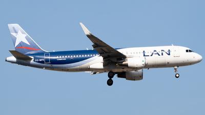 CC-BFK - Airbus A320-214 - LAN Airlines