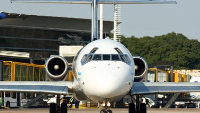 LV-WFN - McDonnell Douglas MD-81 - Austral Líneas Aéreas