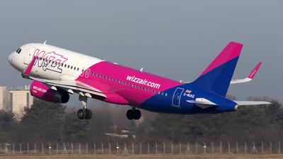 G-WUKE - Airbus A320-232 - Wizz Air UK