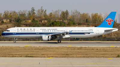 B-6663 - Airbus A321-211 - China Southern Airlines