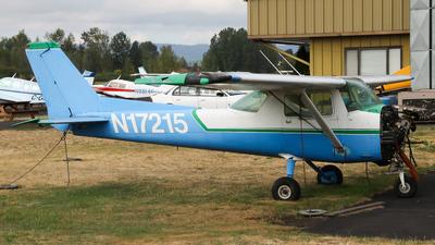 A picture of N17215 - Cessna 150L - [15073668] - © C. v. Grinsven