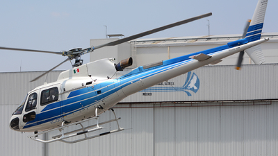 XC-OCG - Eurocopter AS 350B3 Ecureuil - Mexico - Government