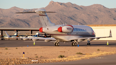 N969AF - Bombardier BD-100-1A10 Challenger 300 - Private