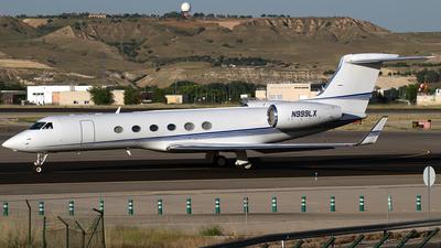 N999LX - Gulfstream G-V - Private