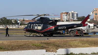 N412TX - Bell 412EP - Bell Helicopter Textron