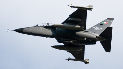 CPX622 - Alenia Aermacchi M-346 FA - Alenia Aeronautica