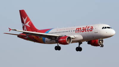A picture of 9HAEN - Airbus A320214 - Air Malta - © Dejan Milinkovic
