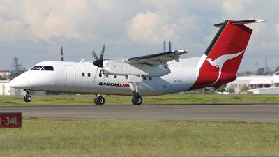 VH-WZI - Bombardier Dash 8-102 - Southern Australia Airlines