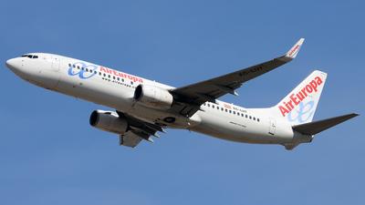 EC-LUT - Boeing 737-85P - Air Europa