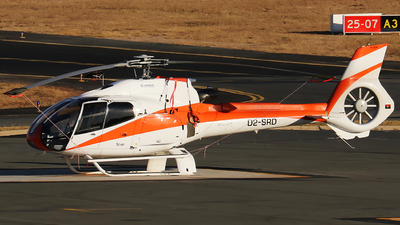 D2-SRD - Eurocopter EC 130B4 - Private