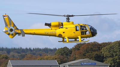 YU-HES - Aérospatiale SA 341G Gazelle  - Private