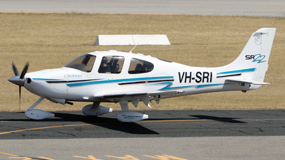 A picture of VHSRI - Cirrus SR22 - [0631] - © Brenden