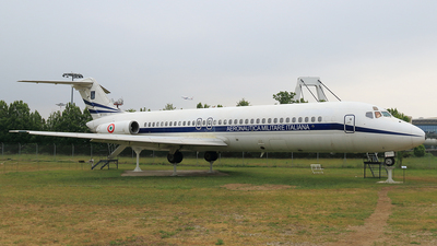 MM-62012 - McDonnell Douglas DC-9-32 - Italy - Air Force