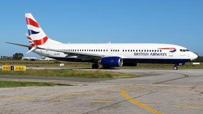 ZS-ZWI - Boeing 737-85R - British Airways (Comair)