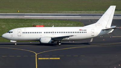YU-ANK - Boeing 737-3H9 - Jat Airways