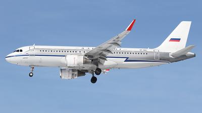 VP-BNT - Airbus A320-214 - Aeroflot