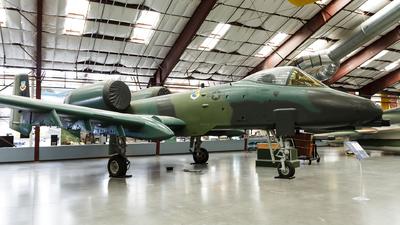 75-0298 - Fairchild A-10A Thunderbolt II - United States - US Air Force (USAF)