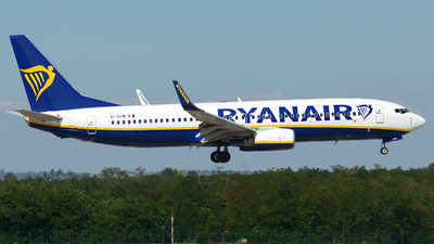 EI-DPM - Boeing 737-8AS - Ryanair