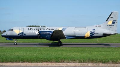 SE-KXP - British Aerospace ATP(F) - West Air Europe