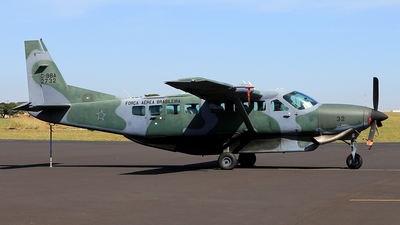 A picture of FAB2732 - Cessna C98A Grand Caravan -  - © Alex Pelicer