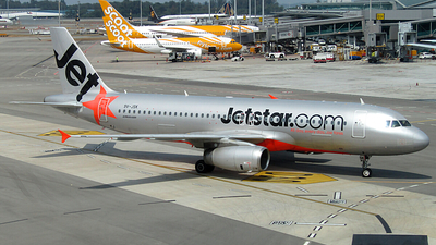 A picture of 9VJSK - Airbus A320232 - Jetstar Airways - © Christian Wong