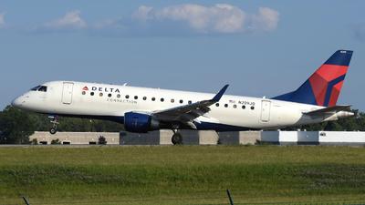 N209JQ - Embraer 170-200LR - Delta Connection (Republic Airlines)