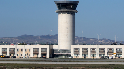 LCLK - Airport - Control Tower