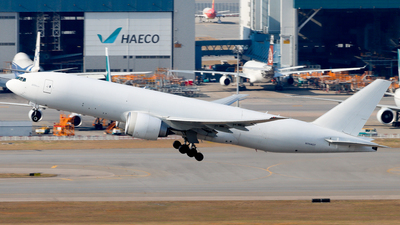 N704GT - Boeing 777-F1H - Southern Air