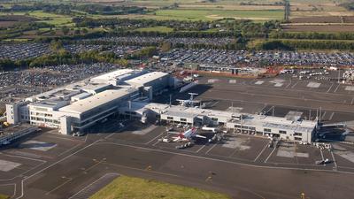 EGNT - Airport - Terminal