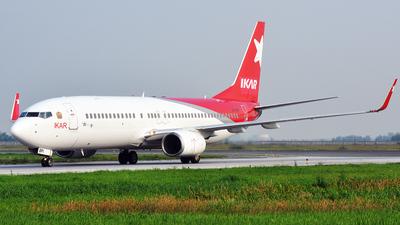 VP-BPI - Boeing 737-83N - Ikar (Nordwind Airlines)