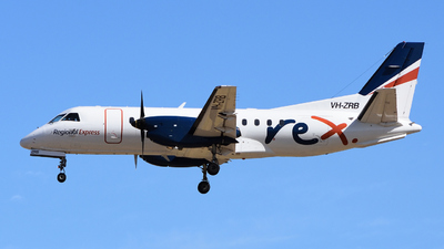A picture of VHZRB - Saab 340B - Regional Express - © Jack Humphries