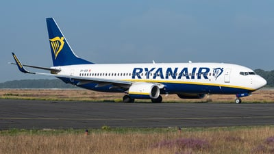 A picture of 9HQEB - Boeing 7378AS - Ryanair - © Oliver Lotz