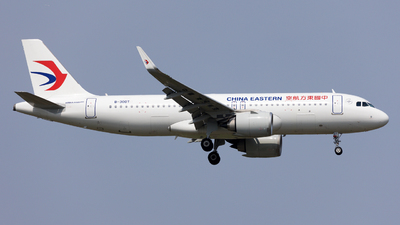 B-30DT - Airbus A320-251N - China Eastern Airlines