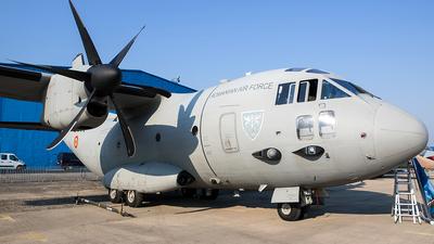 2704 - Alenia C-27J Spartan - Romania - Air Force