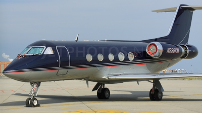 N939KM - Gulfstream G-III - Private
