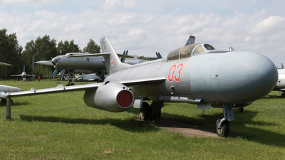 03 - Yakovlev Yak-25 Mandrake - Soviet Union - Air Force